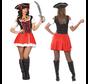 Piraten kostuum dames