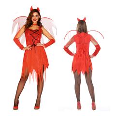 Duivel kostuum dames