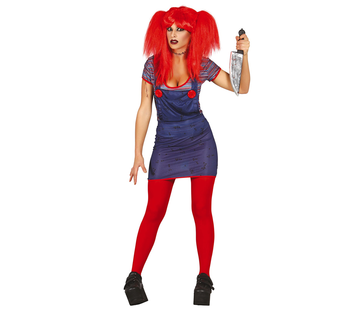 onjuiste nummer Dames Chucky