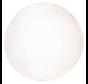 ORBZ CRYSTAL CLEARZ ballon oranje