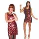 Dress disco dames
