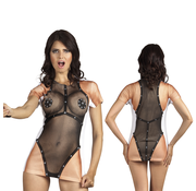 Fotorealistisch Bodystocking T-shirt
