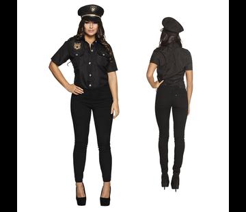 Politie kostuum dames