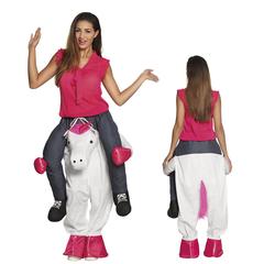 Circus paard eenhoorn