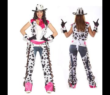 Dames cowboypak