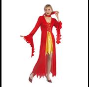 Kostuum Flames