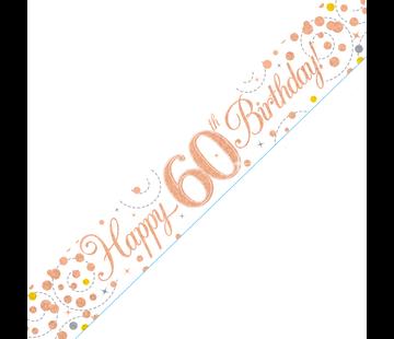 Happy Birthday banner 60