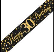 Banner 30 jaar