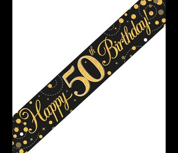 Banner 50 jaar