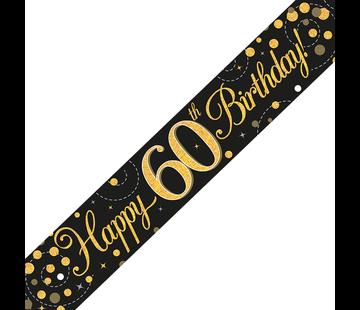 Banner 60 jaar