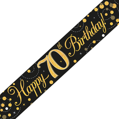 Banner 70 jaar