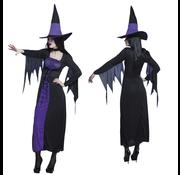 Verkleedkleding heks