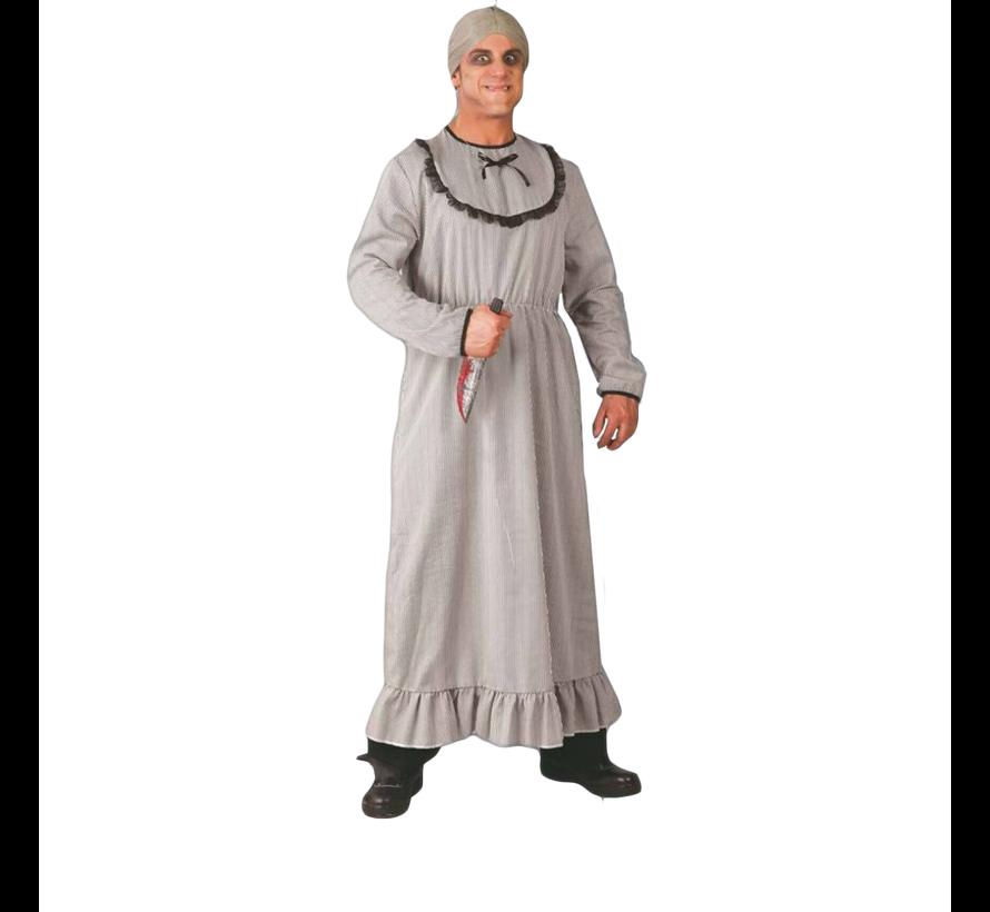 Horror grootmoeders jurk Halloween