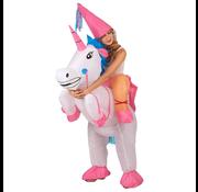 Eenhoorn Kostuum voor Volwassenen