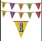 Leeftijd Vlaggenlijn 1 jaar