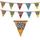 Leeftijd Vlaggenlijn 50 jaar (6m.)