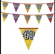 Leeftijd Vlaggenlijn 40 jaar