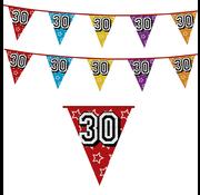 Leeftijd Vlaggenlijn 30 jaar