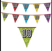 Leeftijd Vlaggen 10 jaar
