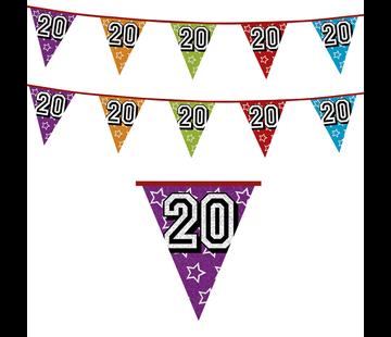 Vlaggenlijn 20 jaar