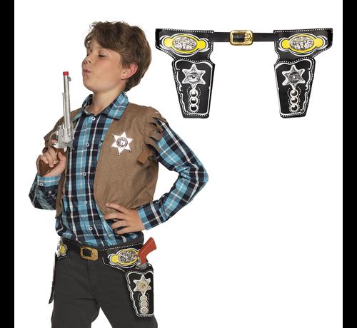 Kinder holster Deputy