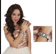 Imitatie armband kristal