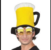 Party bril Bier