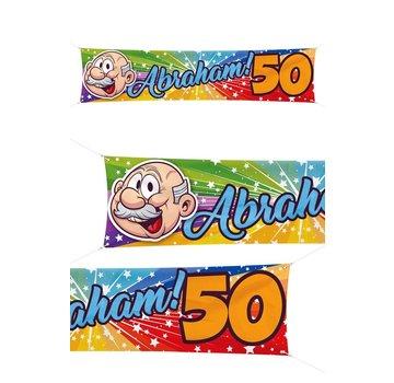 Abraham banner