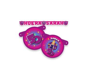 50 jaar sarah slingers