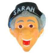 Sarah plastic masker