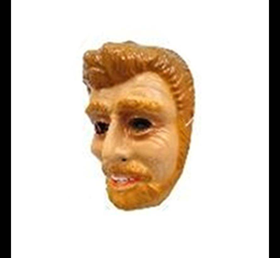 Moderne 50 jaar man masker
