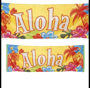 Hawaii banner 'Aloha'