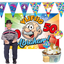 Abraham 50 jaar feestartikelen
