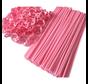 Baby roze ballonnenstokjes goedkoop kopen