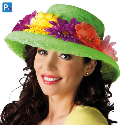 Flower Power hoeden