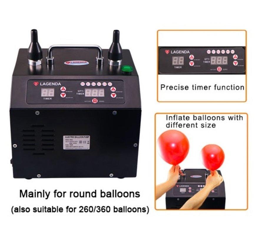 Lagada ballonnenpomp met timer
