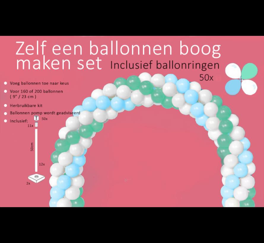 Zelf een ballonnenboog maken