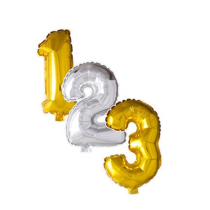 Cijfer Ballonnen kopen