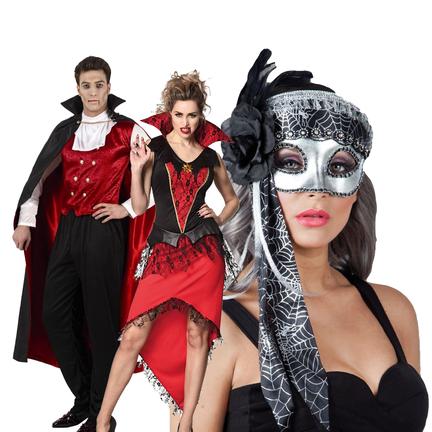 Halloween - Kleding, Accessoires en meer...
