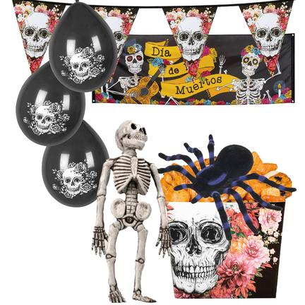 Halloween decoraties en versiering