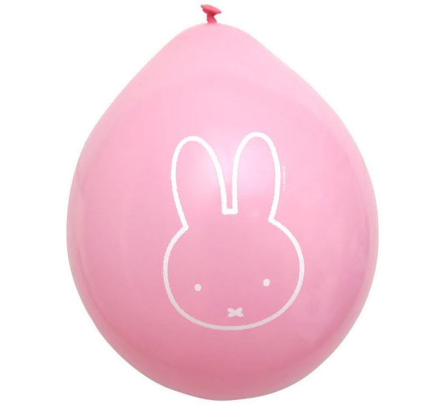 Ballonnen geboorte Nijntje meisje