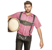 Heren shirt Oktoberfeest