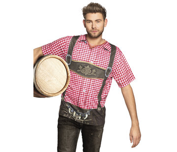 Heren shirt Oktoberfeest
