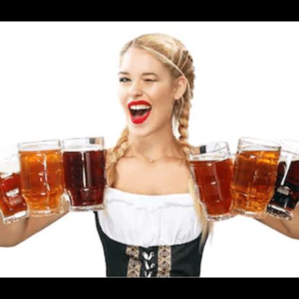 Oktoberfest en bierfestival artikelen