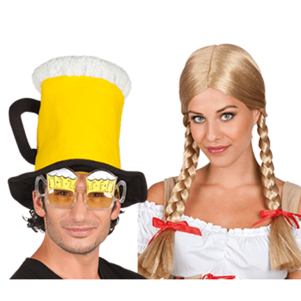 Oktoberfest Accessoires