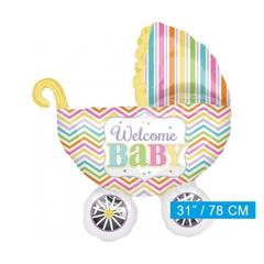 Kinderwagen-ballon