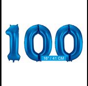 Folie ballonnen 100