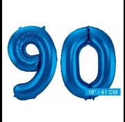 Folie ballonnen 90