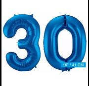 Folie ballonnen 30