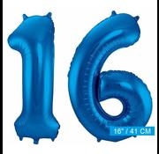 Folie ballonnen 16